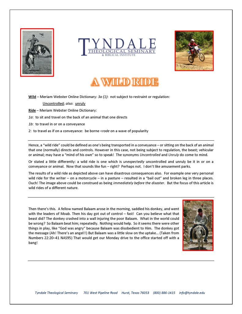 WILD RIDE FINAL - SECOND 2015 NEWS LETTER_Page_1